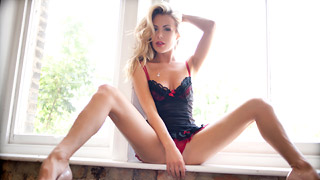 Becky Roberts - What a ledge